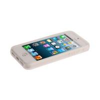 Protector Bumper Basic iPhone 5/5S -Transparente