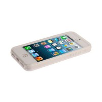 Protector Bumper Basic iPhone 5/5S -Transparente