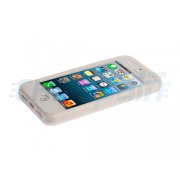 Protector Bumper Basic iPhone 5 iPhone 5S iPhone SE Transparente