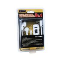 Auriculares con Microfono SKYPE PSP Slim/3000 - BLANCO