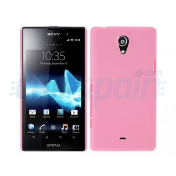 Case Sony Xperia T -Pink