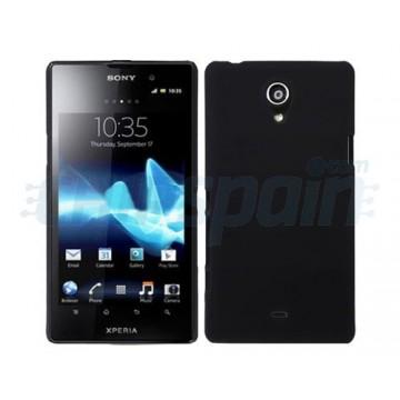 Case Sony Xperia T -Black