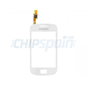 Vidro Digitalizador Táctil Samsung Galaxy Mini 2 (S6500/S6500D) -Branco