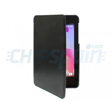 Funda Sleep/Wake Up Nexus 7 -Negro