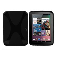 Funda de Silicona Nexus 10 -Negro