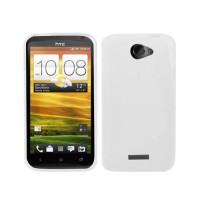 Funda S-Line Series HTC One S -Blanco