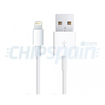 Cable USB a Lightning 3m -Blanco