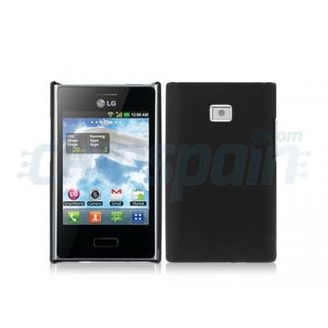 Funda LG Optimus L3 -Negro