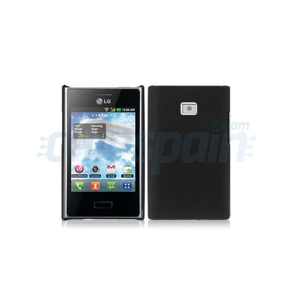 Funda Lg Optimus L3 Negro Chipspain Com