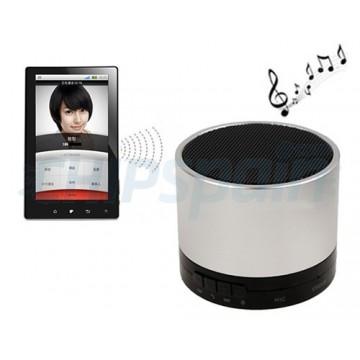 Altifalantes Bluetooth Handsfree multimídia-cinzento