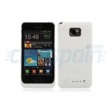 Carcasa con Bateria 2200mAh Samsung Galaxy SII -Blanco
