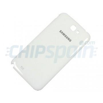 Tapa Trasera Batería Samsung Galaxy Note 2 -Blanco