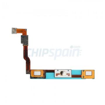 Cable Flexible Botón Home Samsung Galaxy Note