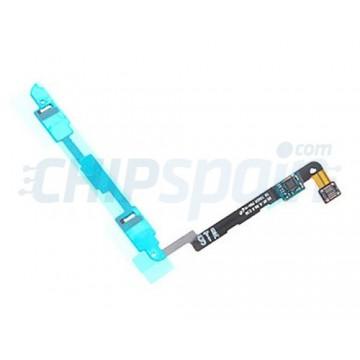 Cable Flexible Boton Home y Teclas Tactiles Samsung Galaxy Note 2