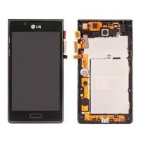 Full Screen LG Optimus L7 (P700) -Black