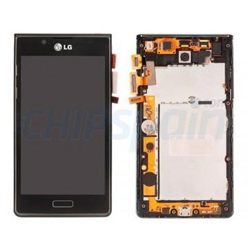 Tela Cheia LG Optimus L7 -Preto