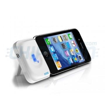 External Battery Power Angel 2000mAh iPhone/iPod/iPad -White