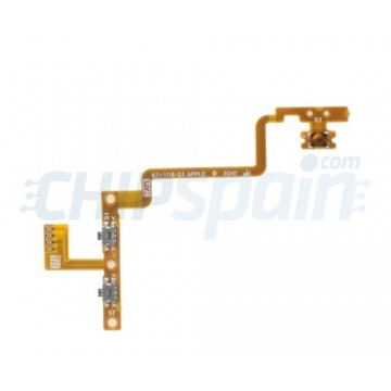 Cable Flexible Encedido/Volumen iPod Touch Gen. 4