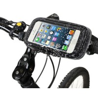 Funda con Soporte Bici iPhone 5/5S