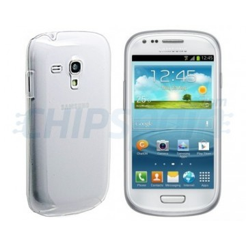 Case Samsung Galaxy SIII Mini -Clear