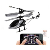 Helicóptero Radiocontrol 3.0CH RC Apple/Android