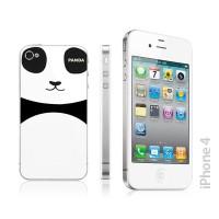 Kit de Conversión iPhone 4 -Panda Blanco