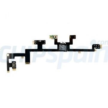 Cable Flexible Encendido/Apagado y Volumen iPad 3 / iPad 4