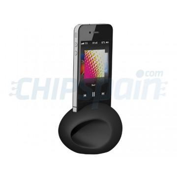 Amplificador Egg iPhone 4 4s 5 - Negro