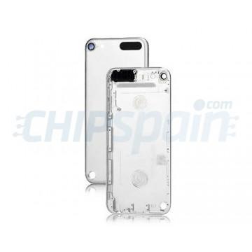 Carcaça traseira iPod Touch 5 Gen. -Prata