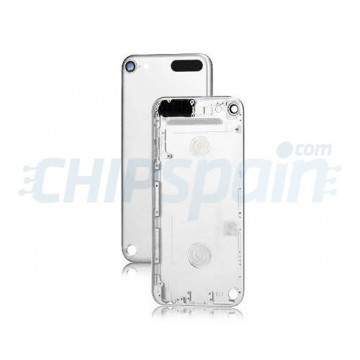 Carcasa Trasera iPod Touch 5 Gen. Plata