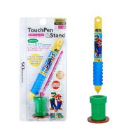 Super Mario Touch Pen & Stand - YELLOW