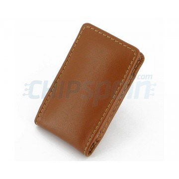 Leather Case iPod Nano 5 Gen.-Brown