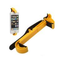 Car Steering Wheel Support for Smartphones