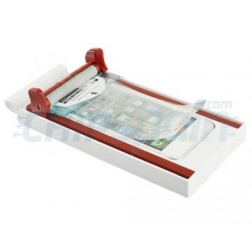 Kit de instalação para proteção de tela iPhone 5