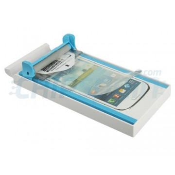 Screen Protector Installation Samsung Galaxy SIII Kit