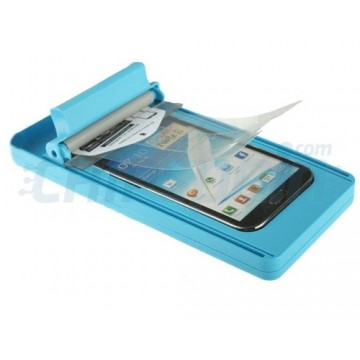 Screen Protector Installation Samsung Galaxy Note 2 Kit