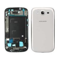 Carcasa Trasera Completa Samsung Galaxy SIII -Blanco