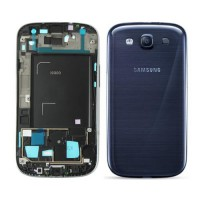 Carcasa Trasera Completa Samsung Galaxy SIII -Azul