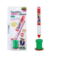 Super Mario Touch Pen & Stand - RED