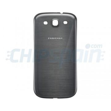 Tapa Trasera de Batería Samsung Galaxy SIII -Cinza