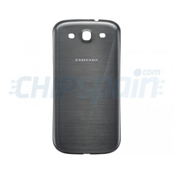 Tapa Trasera de Batería Samsung Galaxy SIII Gris