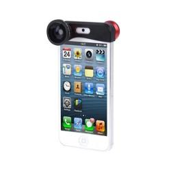 Kit Lente 2 en 1 para Cámara iPhone 5