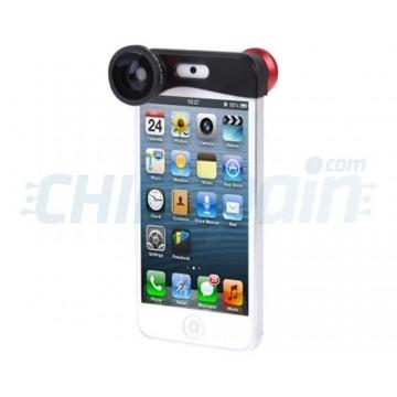Lens Kit 2 in 1 Camera iPhone 5