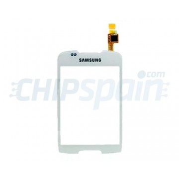 Vidro Digitalizador Táctil Samsung Galaxy Mini (S5570) -Branco