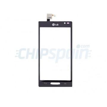 Cristal Digitalizador LG Optimus L9 - Negro