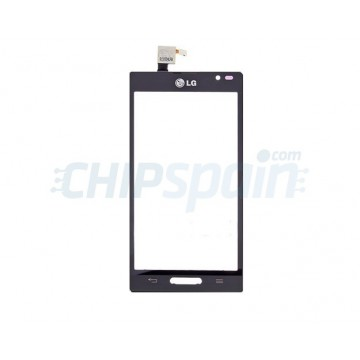 Digitizing Glass LG Optimus L9 -Black