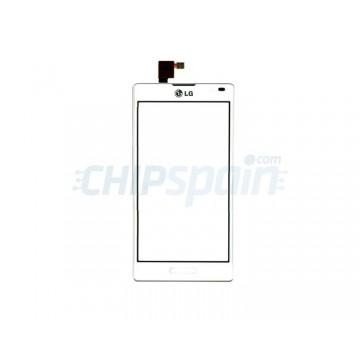 Digitizing Glass LG Optimus L9 -White