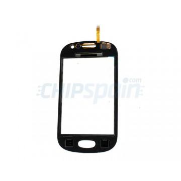 Vidro Digitalizador Táctil Samsung Galaxy Fame -Preto
