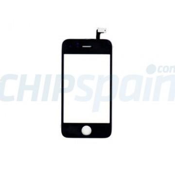 Pantalla Táctil con Marco iPhone 4S - Negro
