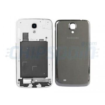 Carcaça Completa Samsung Galaxy Mega 6.3 -Cinza escuro